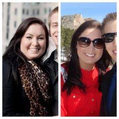 awesome blog on weight loss- 50 pound difference in 11 months!