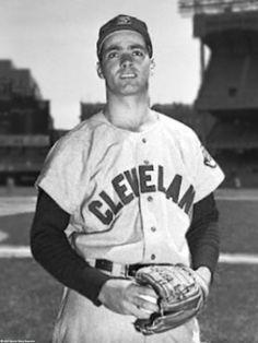 1956 at New York's Yankee Stadium: Cleveland Indian outfielder, Rocky Colavito. Baseball Photos, Baseball Cards, New York Yankees Stadium, Mlb Uniforms, Cleveland Indians Baseball, Yankee Stadium, The Outfield, American League, Photo Black