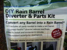 11 Best Rain Barrel Kits Images Rain Barrel Kit Rain