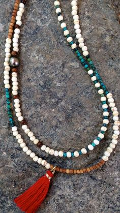 The Santa Fe Necklace