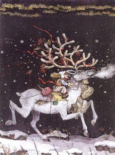 The Snow Queen by Boris Diodorov