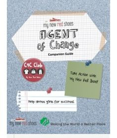 AGENT OF CHANGE: Girl Scout Junior Agent of Change Companion Guide