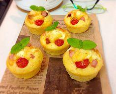 Cheesy Egg Muffin