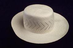 Pare rito (hat) Cowboy Hats, Bridesmaid, Collection, Crafts, Fashion, Hair, Maid Of Honour, Moda, Manualidades