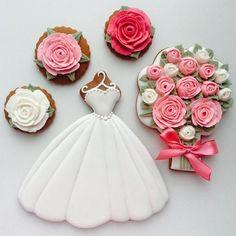 Wedding cookie idea