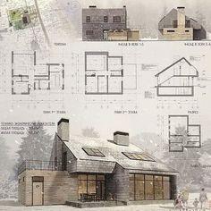 57 Super Ideas For Design Layout Architecture Window Architecture Panel, Architecture Graphics, Architecture Drawings, Modern Architecture, Architecture Diagrams, Architecture Layout, Education Architecture, Architecture Presentation Board, Presentation Boards