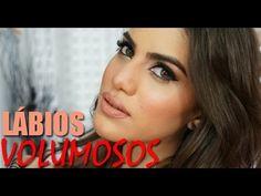 Assista esta dica sobre Labios volumosos e muitas outras dicas de maquiagem no nosso vlog Dicas de Maquiagem.