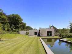House in Deurle, Belgium, David Chipperfield, DDM Architecten, Dirk de Meyer, concrete, self compacting, simplicity, minimalist, minimal