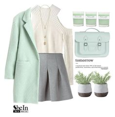 """""""#Shein"""" by credentovideos ❤ liked on Polyvore featuring T By Alexander Wang, Torre & Tagus, A.P.C., Bohemia, women's clothing, women's fashion, women, female, woman and misses"""