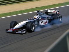 David Marshall Coulthard (GBR) (West McLaren Mercedes), McLaren MP4/13 - Mercedes FO 110G 3.0 V10  1998  © McLaren Racing Ltd.
