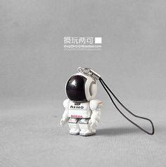 Fancy - Honda Asimo Robot Mini-Doll