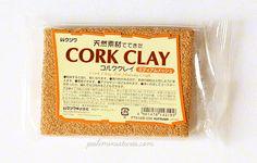 Biscuit Clay Coarsed Grain  Colored Air Dry by miniaturepatisserie, $21.95