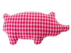 Perna Pig Bella - haioasa si colorata, aceasta pernuta starneste multe zambete! :) Piggy Bank, Objects, Pillows, Kids, Room, Design, Products, Young Children, Bedroom