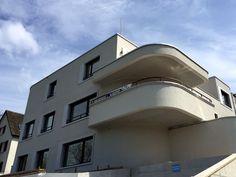 Pannelli per controsoffitto acustico Panelli acustici per balcone by Bruag