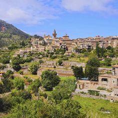 Valldemossa in Mallorca