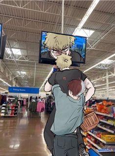 "🍀Jeyu tunn|||🍀 on Twitter: ""ฮึบ!… "" Anime Meme, Comic Anime, Funny Anime Pics, Cute Anime Guys, Otaku Anime, Boku No Hero Academia Funny, My Hero Academia Episodes, Hero Academia Characters, My Hero Academia Manga"