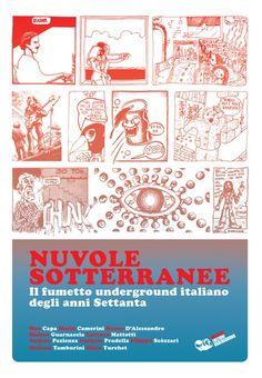 AAVV, Nuvole Sotterranee, Muscles Edizioni, 2015