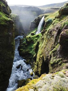 6 Breathtaking Canyons In Iceland – Our Wanders Landscape Photography Tips, World Photography, Travel Photography, Aerial Photography, Night Photography, Landscape Photos, Iceland Travel, Reykjavik Iceland, Viajes