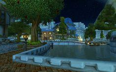 Stormwind City, Alliance capital