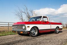 Heritage Rally One-Piece American Racing Wheels, Gm Trucks, Rally, One Piece