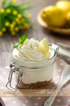 it wp-content uploads 2014 07 Raw Food Recipes, Italian Recipes, Sweet Recipes, Cake Recipes, Dessert Recipes, Cooking Recipes, Sweet Light, Delicious Desserts, Yummy Food