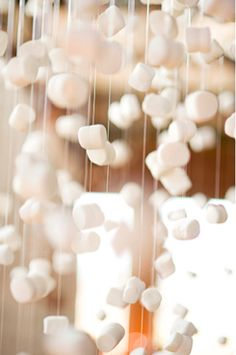 Don't be surprised if marshmallow mobiles start showing up @ around the hizzy