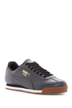 ea63090dbc7154 Roma Basic Gold Sneaker Urban Fashion