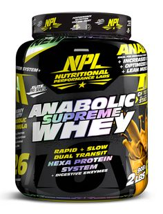 ANABOLIC SUPREME WHEY is a new, exclusive protein designed for individuals who are looking to build lean muscle, enhance strength and speed up recovery. Feed your body with our muscle building formulation for a leaner, stronger physique. Best Post Workout Supplement, Post Workout Supplements, Muscle Building, Build Muscle, Muscle Recovery, Physique, Supreme, Protein, Strength