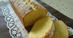 Ingredientes:Para un molde rectangular de 30cm de largo. 250gr de harina para bizcochos, 210 gr de azúcar, 250gr de mantequilla, ...