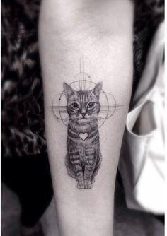 Ahora quiero tatuarme a mi gatito baby