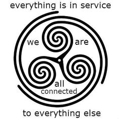 we are all connected .symbol is triskele Symbols And Meanings, Sacred Symbols, Celtic Symbols, Ancient Symbols, Egyptian Symbols, Celtic Art, Everything Is Connected, We Are All Connected, Pattern Tattoos