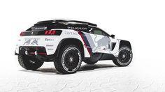 Peugeot 3008 DKR: El nuevo león para ganar el Dakar [FOTOS]