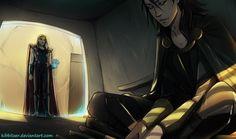 Loki & Thor :: THORKI