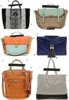 ASOS bags and purses, I have a nila Anthony bag can't wait to break it out for fall