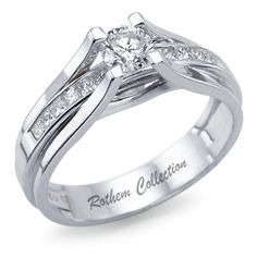 love this ring! Dont even want to think how much it costs! Eeep!