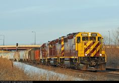 RailPictures.Net Photo: TCWR 2300 Twin Cities & Western Railroad EMD GP39-2 at Saint Paul, Minnesota by Mike Mautner
