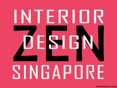 Click this site http://thecarpenters.com.sg/profile/quality/ for more information on Zen interior design Singapore. Zen interior design Singapore calls for tranquility and serenity, thus loud and bright colors are not generally used. Using natural lighting and natural materials are a big part of the interior design process. Items such as stones and wood are great for the natural look. Follow us https://interiordesignssingaporehdb.wordpress.com/2015/06/24/zeninteriordesignsingapore/