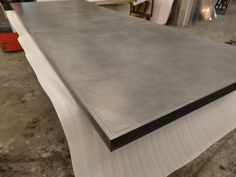Good Https://flic.kr/p/ANkZJu | Large Zinc Table Top