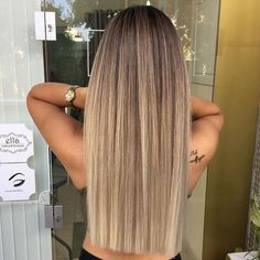 TheKriksters on Top hairstyle! Yes or no thekriksters Link in bio for shopping C. - TheKriksters on Top hairstyle! Yes or no thekriksters Link in bio for shopping Credits: unknown, DM - Dark Blonde Hair Color, Blonde Hair Looks, Honey Blonde Hair, Hair Color Balayage, Hair Highlights, Ombre Hair Color, Hair Colour, Balayage Ombre Blonde, Beige Hair Color
