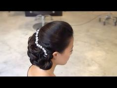 Kenneth Siu - Glamorous updo - YouTube