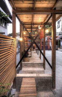 Linterna para la Comunidad Klong Toey,Cortesía de TYIN tegnestue Architects