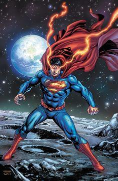 #Superman #Fan #Art. (Action Comics Vol.2 #22 Cover) By: Tyler Kirkham. (THE * 5 * STÅR * ÅWARD * OF: * AW YEAH, IT'S MAJOR ÅWESOMENESS!!!™)[THANK U 4 PINNING!!!<·><]<©>ÅÅÅ+(OB4E)