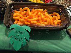 Tarzan themed Birthday Party.