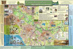 > Mappa di Comunità del Parco dei Mulini