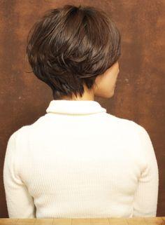 Pin on ヘアカット Short Bob Hairstyles, Cute Hairstyles, Longer Pixie Haircut, Hair Upstyles, Great Haircuts, Long Pixie, Bob Styles, Hair Dos, Short Hair Cuts