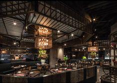 Movie: Joyce Wang on interior design of Hong Kong restaurant Mott 32 Restaurant Names, Chinese Restaurant, Cafe Restaurant, Restaurant Design, Restaurant Ideas, Bar Design Awards, Cafe Interior, Best Interior, Interior Design