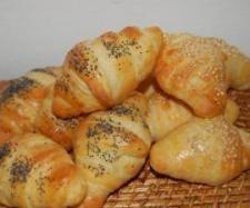Ricetta Mini Croissant Sfogliati Salati pubblicata da nicole77 - Questa ricetta è nella categoria Prodotti da forno salati