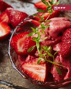 The Ingredient – Inspiration for your kitchen   NEFF UK Bacon Wrapped Corn, National Ice Cream Month, Supermarket Shelves, Tasty, Yummy Food, Strawberry Ice Cream, Ice Cream Recipes, Strawberries, Food Inspiration