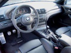 2005 e46 BMW 330ci ZHP Interior