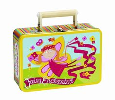 "Imagine I Can Fairy Enchanted Arts and Crafts Kits Recommended age 3 . Package dimensions: 8""L x 3""W x 6""H. Comes in a cute, portable storage tin."